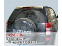 Спойлер пятой двери SUZUKI GRAND VITARA/ESCUDO 2005- черный SUZ004A 1730