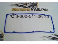Прокладка крышки клапанной ДВ 406 Евро 3 силикон