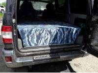 Органайзер в багажное отделение УАЗ Патриот