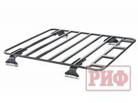 Багажник (платфома) РИФ 1200х1400 мм для Mitsubishi L200 до 2005